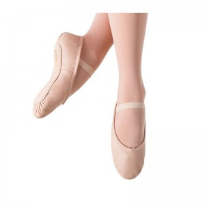 BLOCH - Dansoft leather toddlers ballet flat