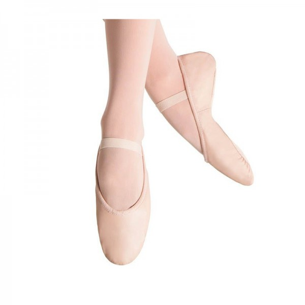 BLOCH---Dansoft-leather-womens-ballet-flat