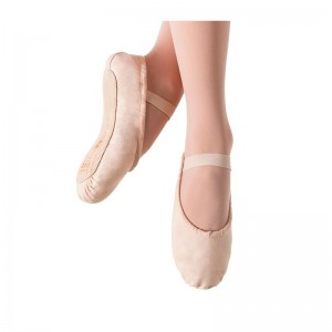 BLOCH---Prolite-canvas-girls-ballet-flat
