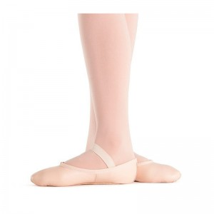 BLOCH---Prolite-leather-toddlers-ballet-flat