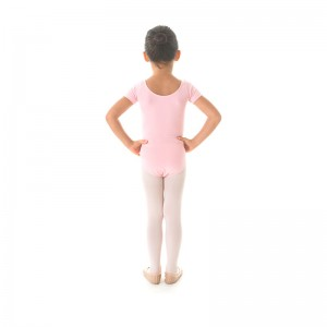 Kids-Short-Sleeve-Leotard-Back