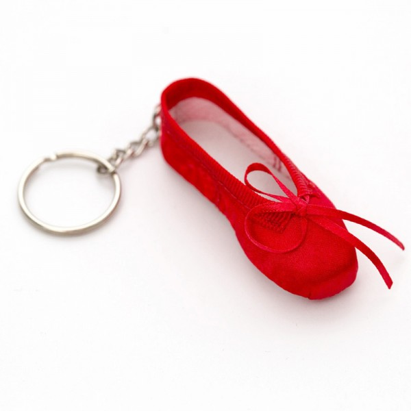 Red-Ballet-Shoe-Key-Ring